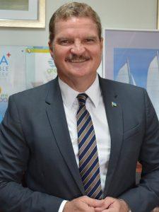 H.E. Mike Eman – Prime Minister of Aruba